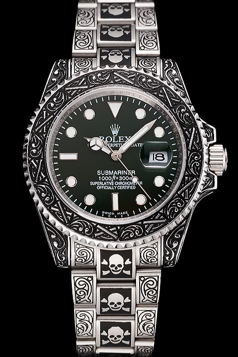 Rolex-Submariner-Skull-ReplicheOrologio-Limited-Edition