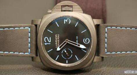 Replica Panerai LAB-ID Luminor 1950 Carbotech 3 Days 49mm