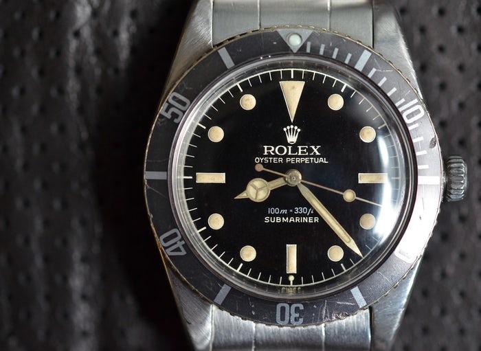 Falsi Orologi Rolex 5508