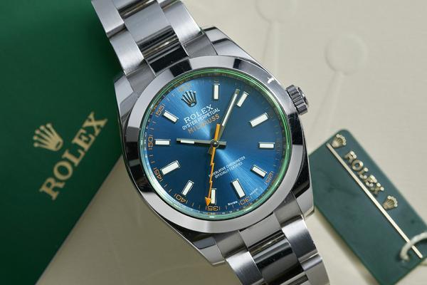 Rolex Milgauss Replica Orologi Svizzeri