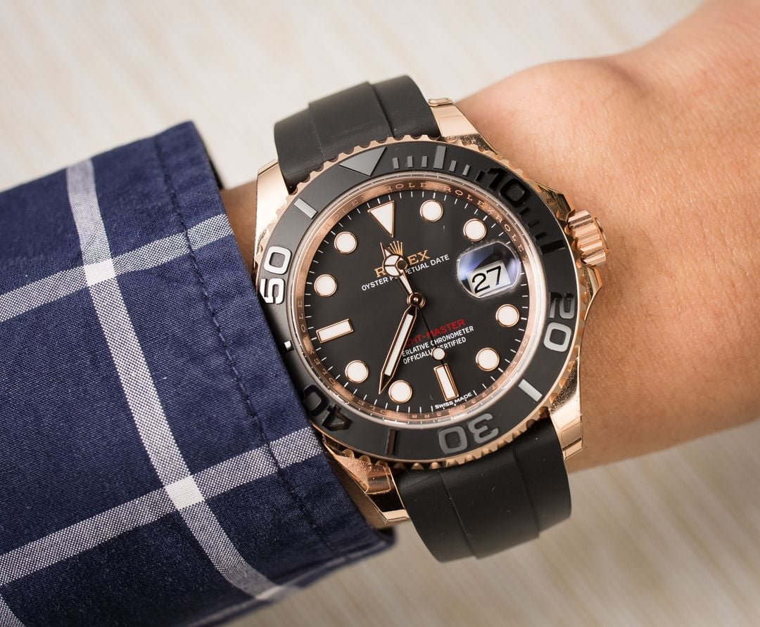 Rolex Yachtmaster 116655