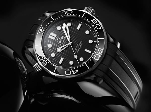 Omega Seamaster Diver 300m Ceramica E Titanio Replica