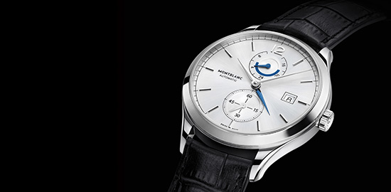 Montblanc Heritage Chronometrie Dual Time Replica