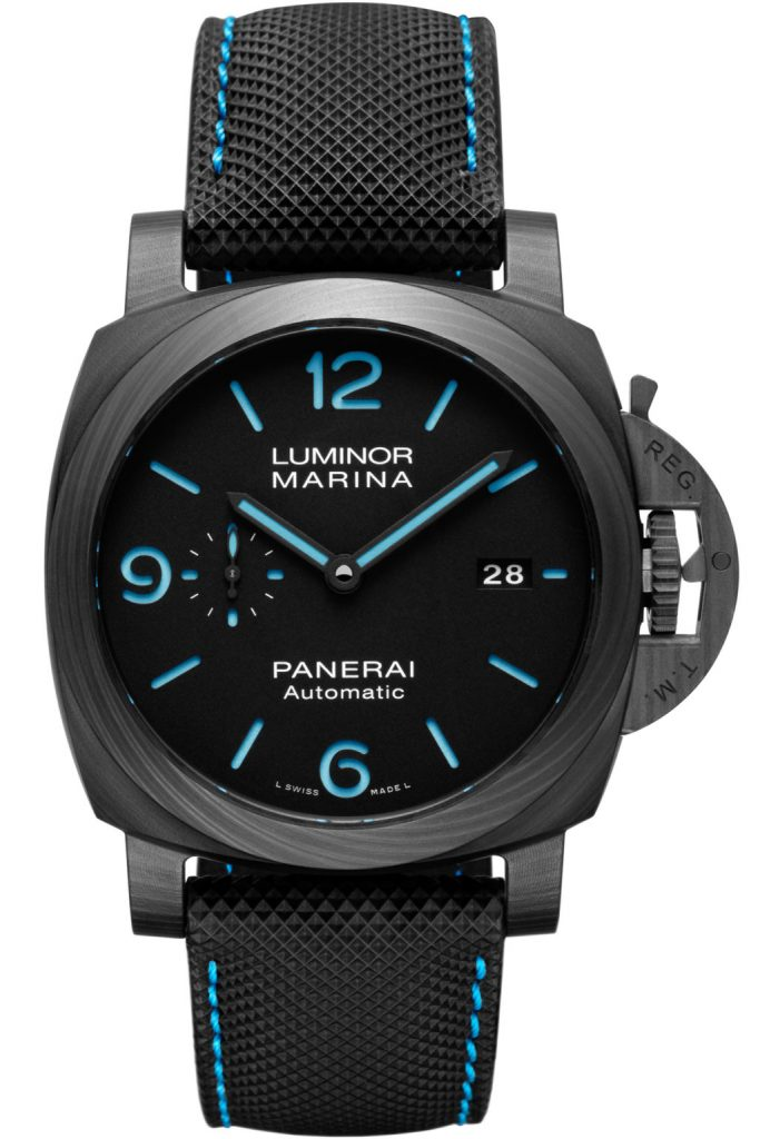 panerai luminor marina carbotech replica