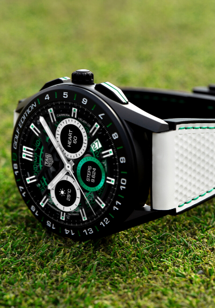 Replica TAG Heuer Connected Golf Edition