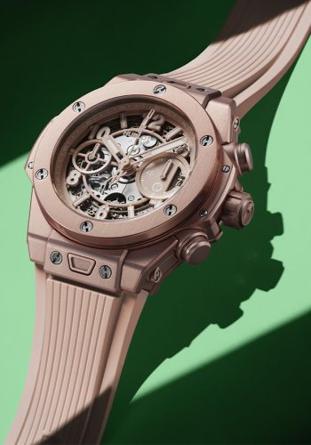 Replica Hublot Big Bang Millennial Pink