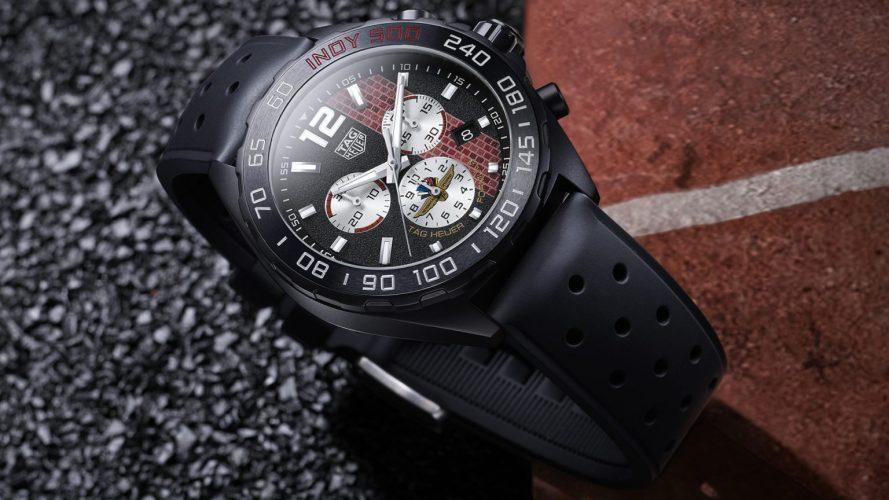 TAG Heuer Svela La Replica Del Cronografo Di Formula 1 In Edizione Limitata