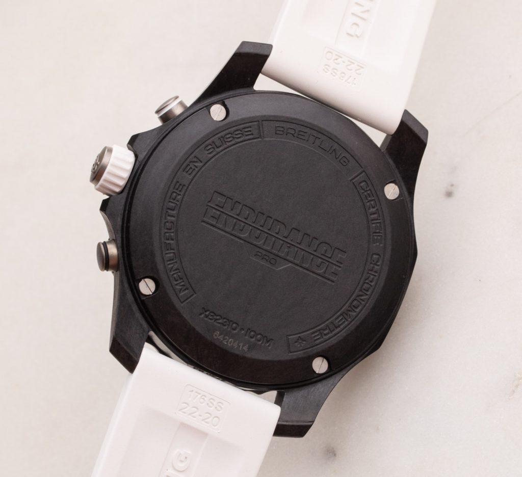 Breitling Endurance Pro Replica Orologio Bianco