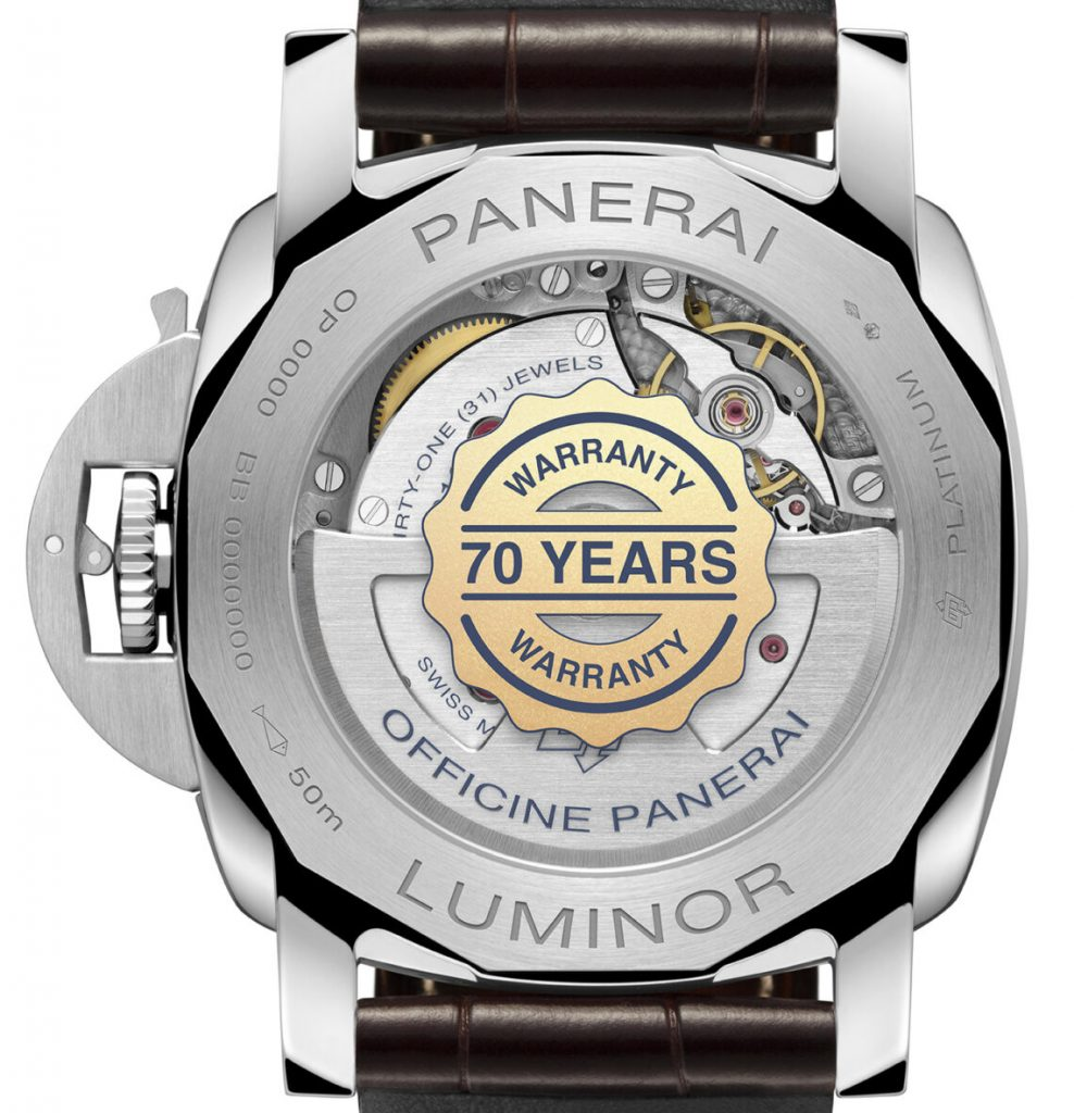 Panerai Platinumtech Luminor Marina Replica