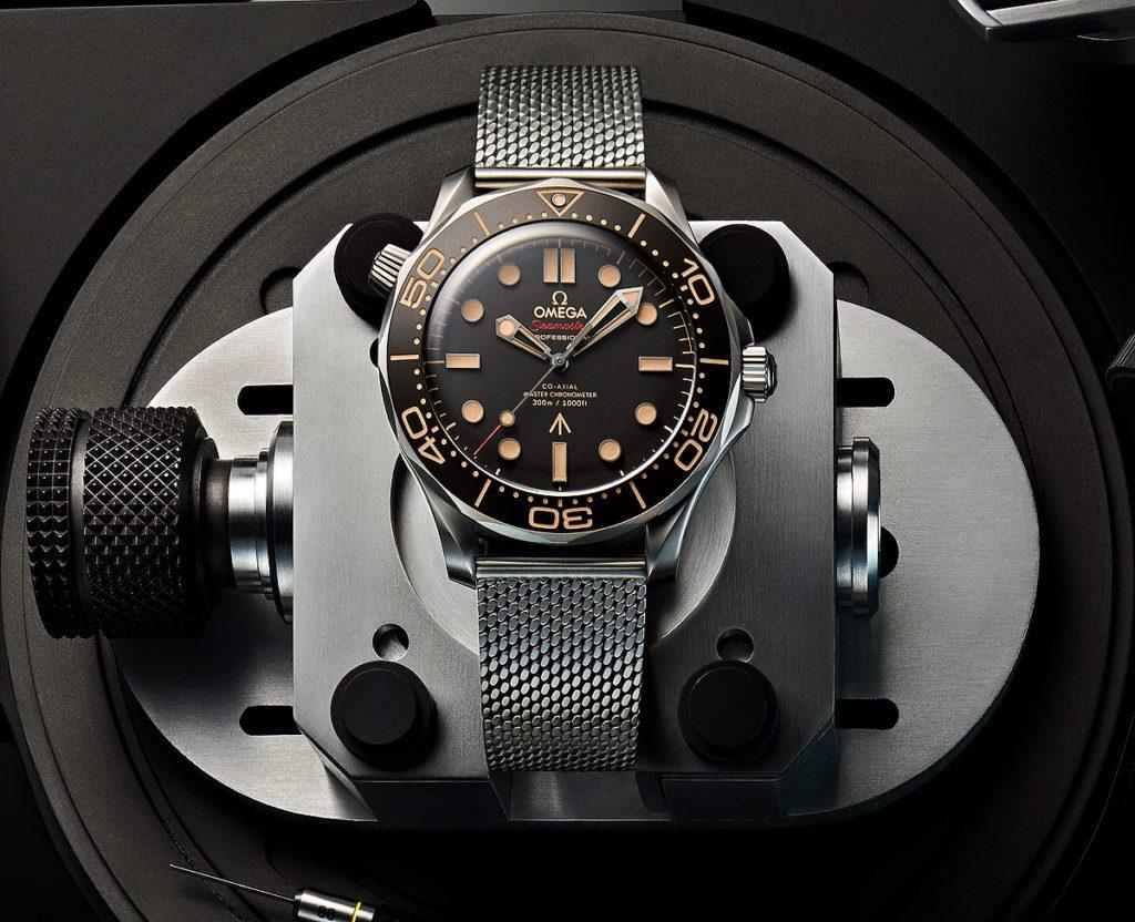 Omega Seamaster Diver300M 007 Replica